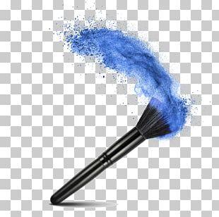Face Powder Makeup Brush Cosmetics Stock Photography PNG