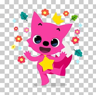 Pinkfong Sticker Drawing Smart Study Co. PNG