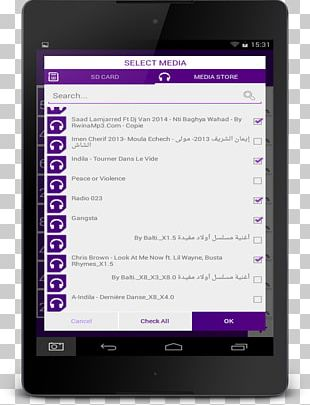 Android Application Package Feature Phone Smartphone Screenshot PNG