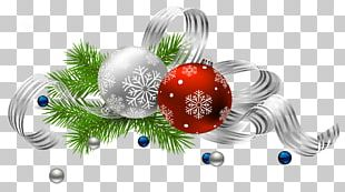 Christmas Decoration Christmas Ornament Santa Claus PNG
