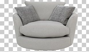 Swivel Chair Recliner Couch PNG