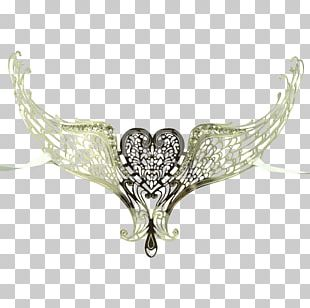 Body Jewellery Silver Clothing Accessories Necklace PNG