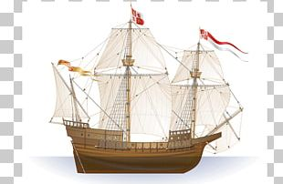 Brigantine Galleon Caravel San Salvador Carrack PNG