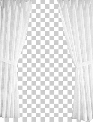 Curtain White PNG