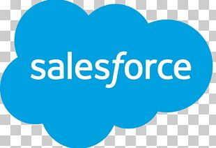 Salesforce.com Customer Relationship Management Business Logo Siebel Systems PNG
