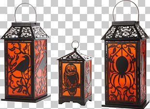 Jack-o-lantern Halloween PNG
