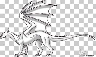 Dragonriders Of Pern Line Art Drawing Coloring Book PNG