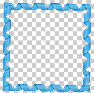 Frames Blue PNG