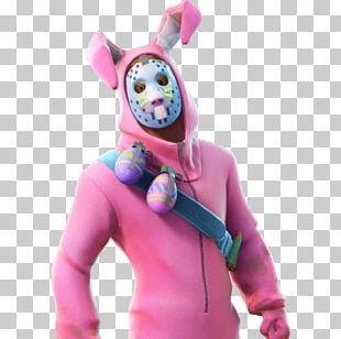 Fortnite Battle Royale Rabbit Easter Bunny Xbox One PNG