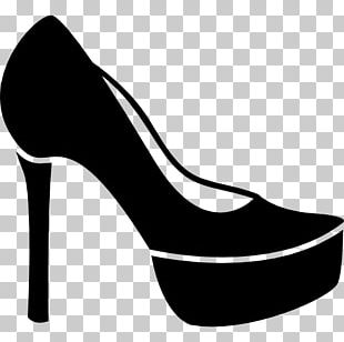 High-heeled Shoe Platform Shoe Fashion PNG