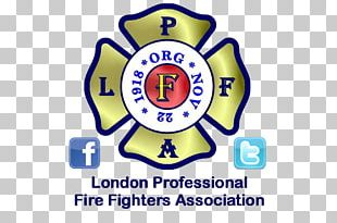 London Professional Firefighters Association International Association Of Fire Fighters United Firefighters Union Of Australia First Responder PNG