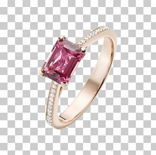 Ruby Ring Jewellery Gold Jeweler PNG