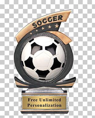 Trophy Football Award Medal PNG