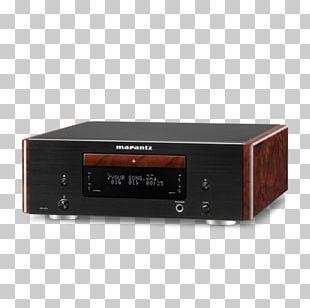 CD Player Marantz Compact Disc Digital-to-analog Converter Super Audio CD PNG