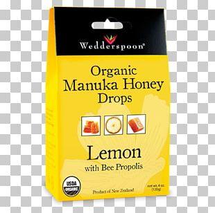 Bee Pollen Mānuka Honey Propolis Food PNG