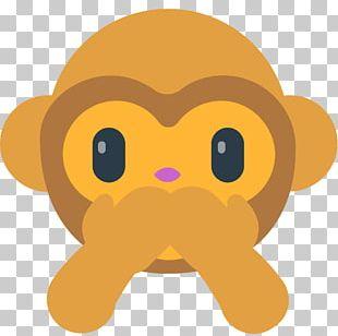 Emoji Three Wise Monkeys SMS Emoticon PNG