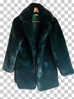 Fake Fur Fur Clothing Jacket Coat PNG