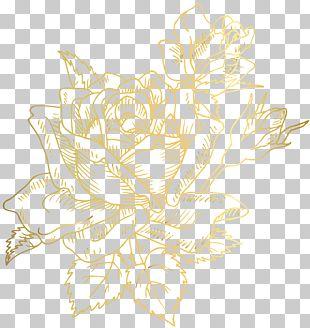 Floral Design Text Cut Flowers Illustration PNG
