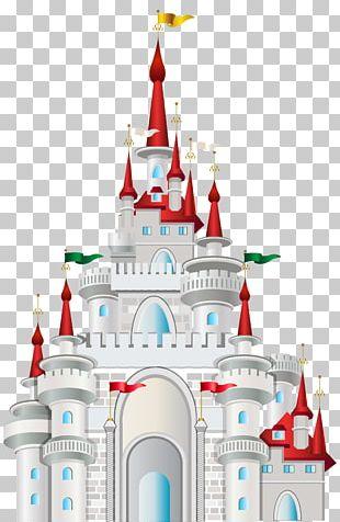 Cinderella Castle PNG
