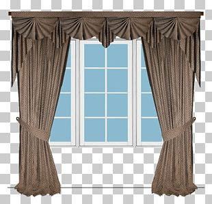 Curtain Window Treatment Window Valances & Cornices Window Covering PNG