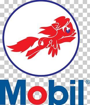 ExxonMobil Mobile Phones Logo PNG
