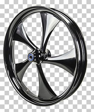 Custom Motorcycle Rim Alloy Wheel PNG