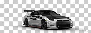 Nissan GT-R Car Automotive Lighting Motor Vehicle Automotive Design PNG