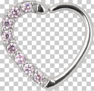 Body Jewellery Captive Bead Ring Surgical Stainless Steel PNG