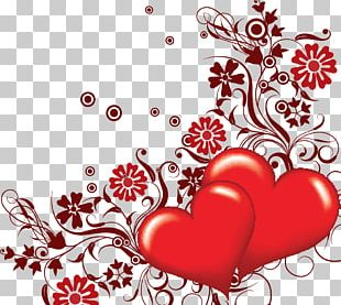 Valentine's Day Gift Greeting & Note Cards Wish Heart PNG