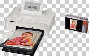 Canon SELPHY CP1300 Photo Printer Canon SELPHY Color Ink/Paper Set Printing PNG