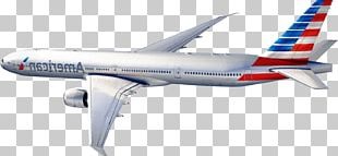 Papua New Guinea Direct Flight American Airlines Airplane PNG