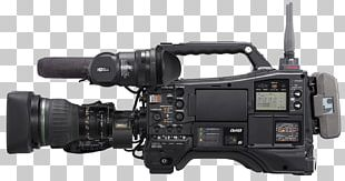 Video Cameras Panasonic Professional Video Camera P2 PNG