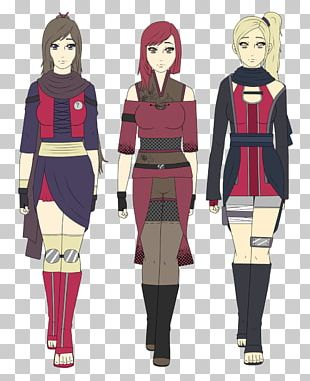Fashion Design Cartoon PNG