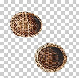 Basket Of Fruit Wicker PNG