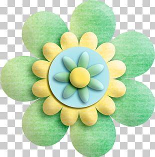 Flower Petal Paper Clip Floral Design PNG