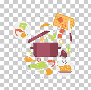 Cooking Vegetable Food Icon PNG