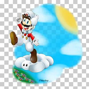 Mario & Yoshi Super Mario Bros. 3 Super Mario Maker Lakitu PNG