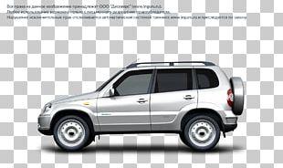 Car Hyundai Tucson Chevrolet Niva PNG
