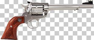 Revolver .22 Winchester Magnum Rimfire Firearm Ruger Single-Six Sturm PNG
