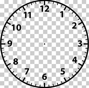 Clock Face Digital Clock Time PNG