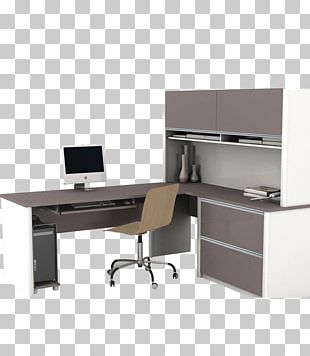 Table Office & Desk Chairs Computer Desk Hutch PNG