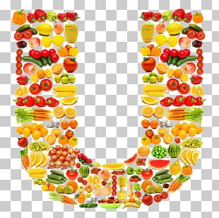 Fruit Letter Stock Photography Vegetable Alphabet PNG
