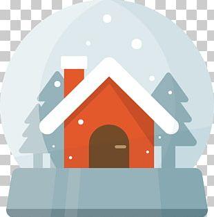 Crystal Ball Christmas PNG