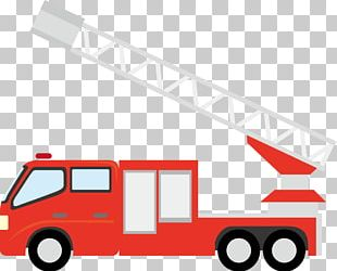 Fire Engine Car Truck PNG