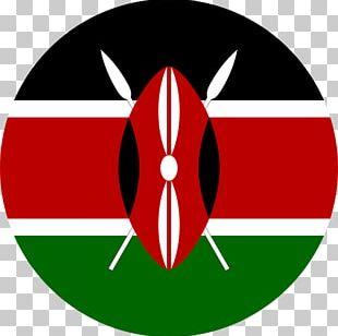 Flag Of Kenya National Flag Ee Mungu Nguvu Yetu PNG