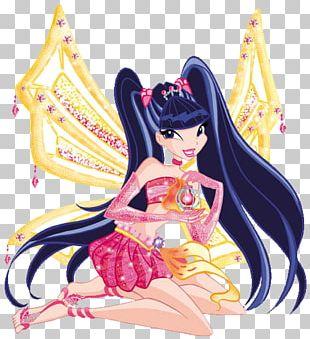 Musa Winx Club: Mission Enchantix Winx Club PNG