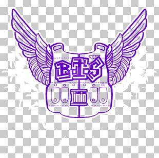 BTS Wings Logo YouTube K-pop PNG