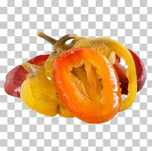 Habanero Bell Pepper Chili Pepper Banana Pepper Pimiento PNG