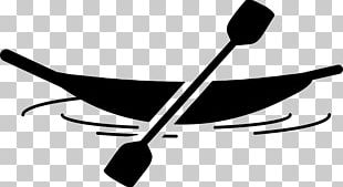 Canoe Rowing Paddle Computer Icons PNG