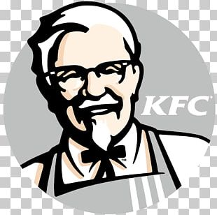Colonel Sanders KFC Fried Chicken Pizza Hut Fast Food Restaurant PNG